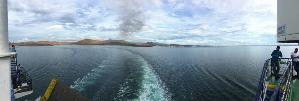 GOODBYE BAJA CALIFORNIA